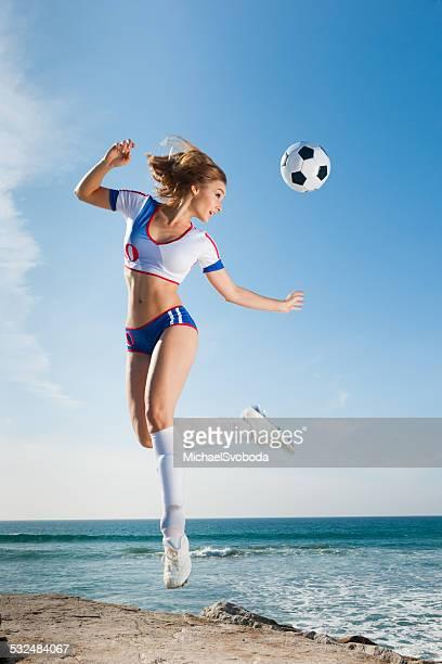 Chica de fútbol