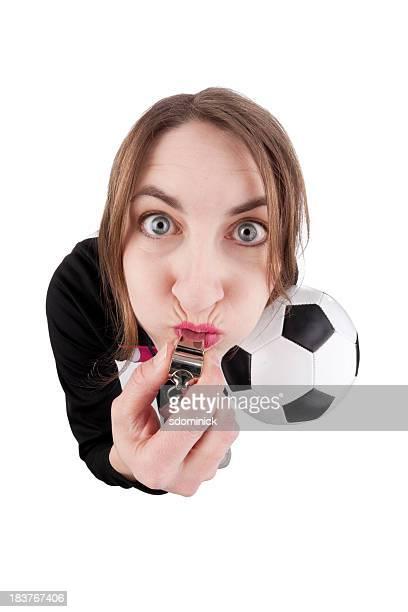 Mamma che ama il calcio Allenatore