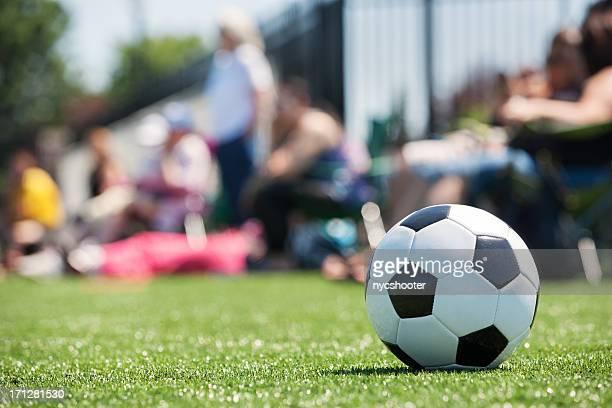 Soccer parents sidelines