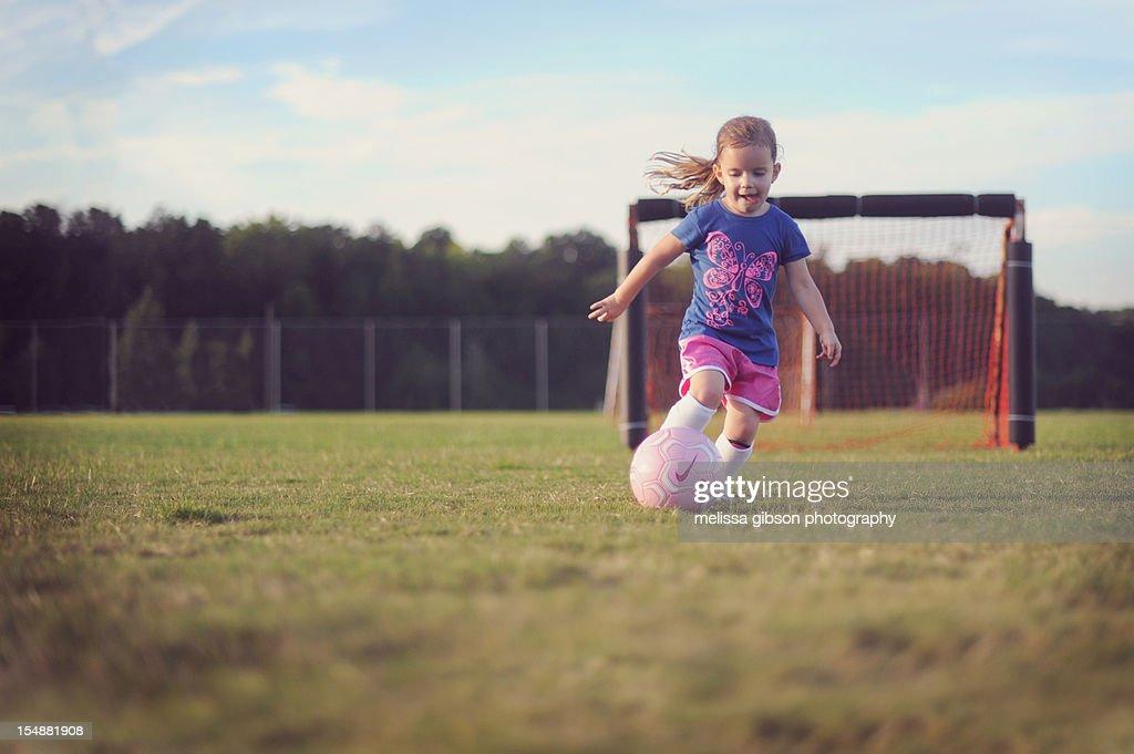 soccer : Foto de stock