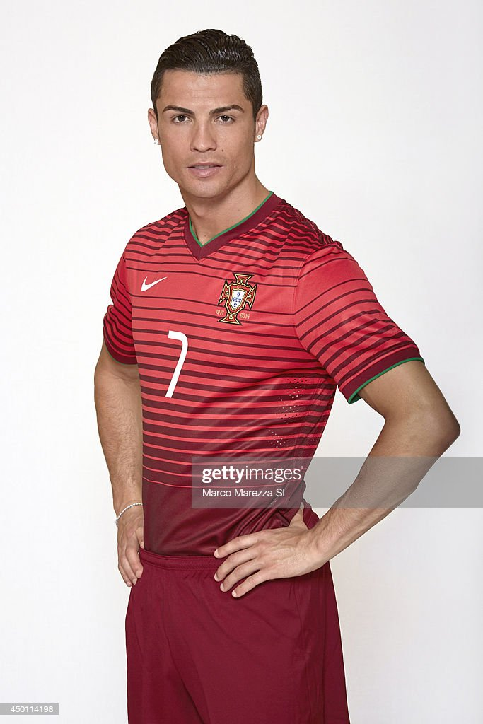 Soccer player <a gi-track='captionPersonalityLinkClicked' href=/galleries/search?phrase=Cristiano+Ronaldo+-+Soccer+Player&family=editorial&specificpeople=162689 ng-click='$event.stopPropagation()'>Cristiano Ronaldo</a> is photographed for Sports Illustrated on May 30, 2014 in Lisbon, Portugal.
