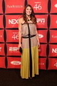 Soccer player Hope Solo attends ESPN The Magazine's 'NEXT' Event on February 3 2012 in Indianapolis Indiana