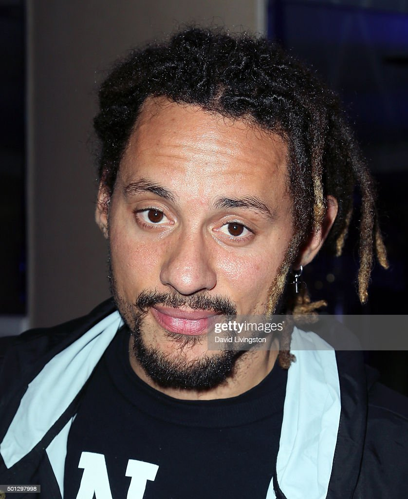 Soccer player <a gi-track='captionPersonalityLinkClicked' href=/galleries/search?phrase=Jermaine+Jones+-+Futebolista&family=editorial&specificpeople=12906336 ng-click='$event.stopPropagation()'>Jermaine Jones</a> attends Casper + NCLUSIVE Winter Wonderland hosted By Zendaya at The Beverly Hilton Hotel on December 13, 2015 in Beverly Hills, California.