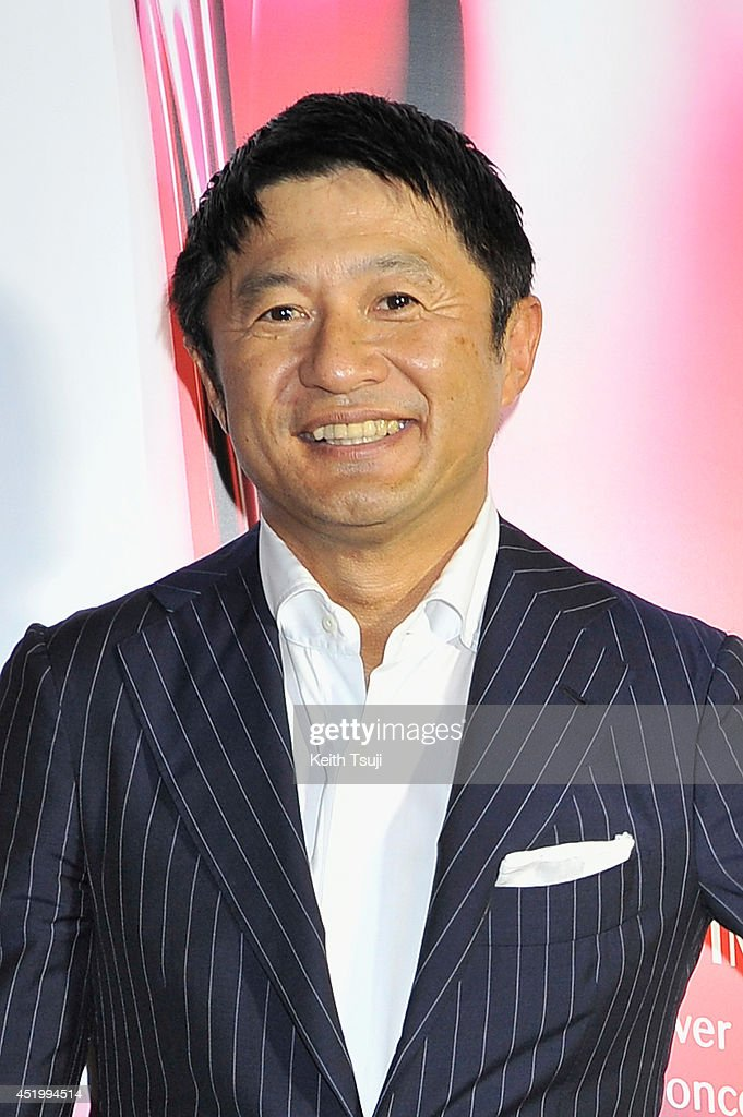 Soccer player <a gi-track='captionPersonalityLinkClicked' href=/galleries/search?phrase=Nobuhiro+Takeda&family=editorial&specificpeople=7626744 ng-click='$event.stopPropagation()'>Nobuhiro Takeda</a> attends the The ULTIMUNE Evening - SHISEIDO ULTIMUNE Launch Party, an event to unveil ULTIMUNE Power Infusing Concentrate at ANdAZ Tokyo Toranomon Hills on July 10, 2014 in Tokyo, Japan.