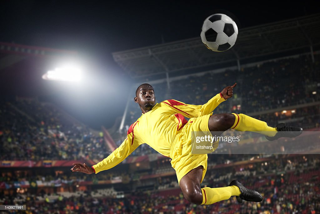 Soccer Player : Stock Photo
