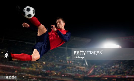 Soccer Player : Stock-Foto