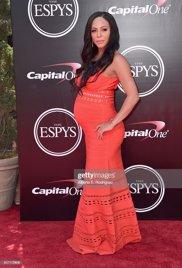 Soccer player Sydney Leroux attends the 2016 ESPYS at Microsoft Theater on July 13, 2016 in Los Angeles, California.