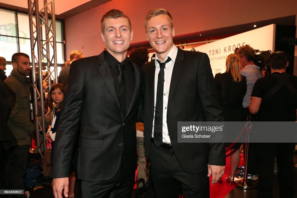 Toni Kroos Foundation Organizes Its First Charity Gala In Cologne