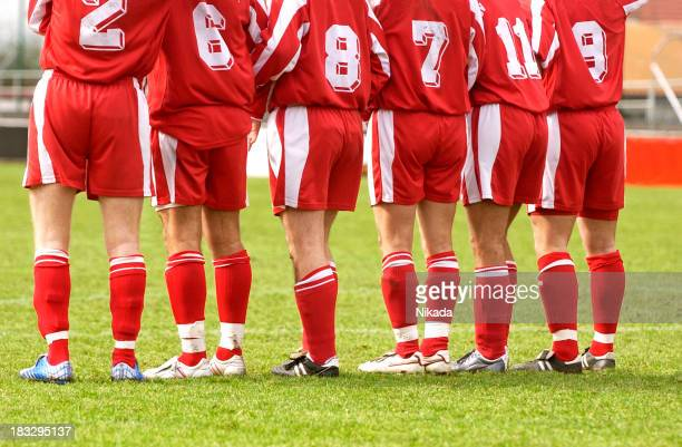 Jugadores de fútbol