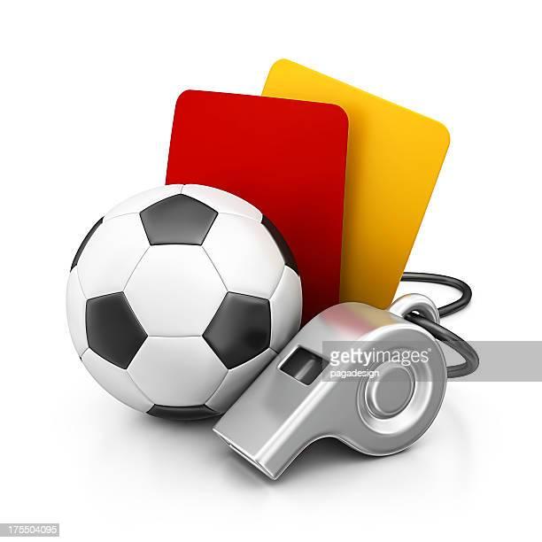 Árbitro de fútbol