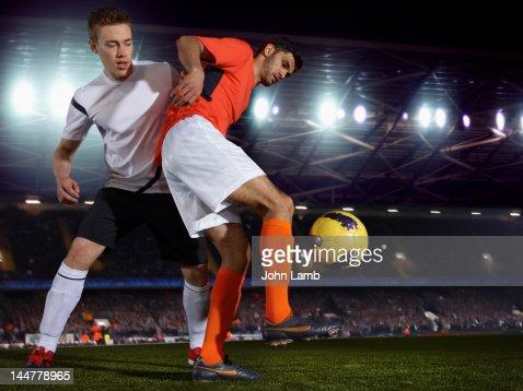Soccer skills : Stock Photo