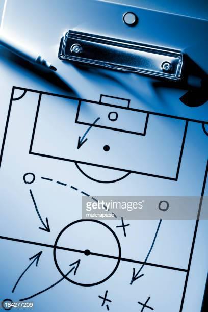 Fußball-Strategie