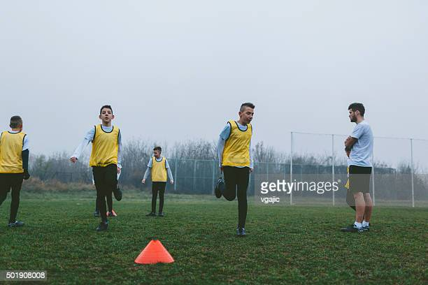 Soccer Training For Kids.