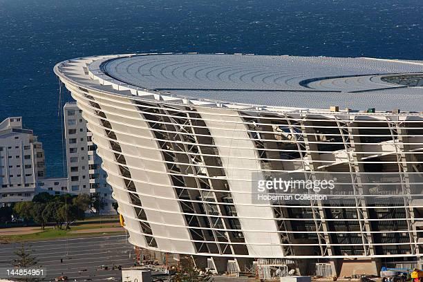 Soccer World Cup Stadium detail