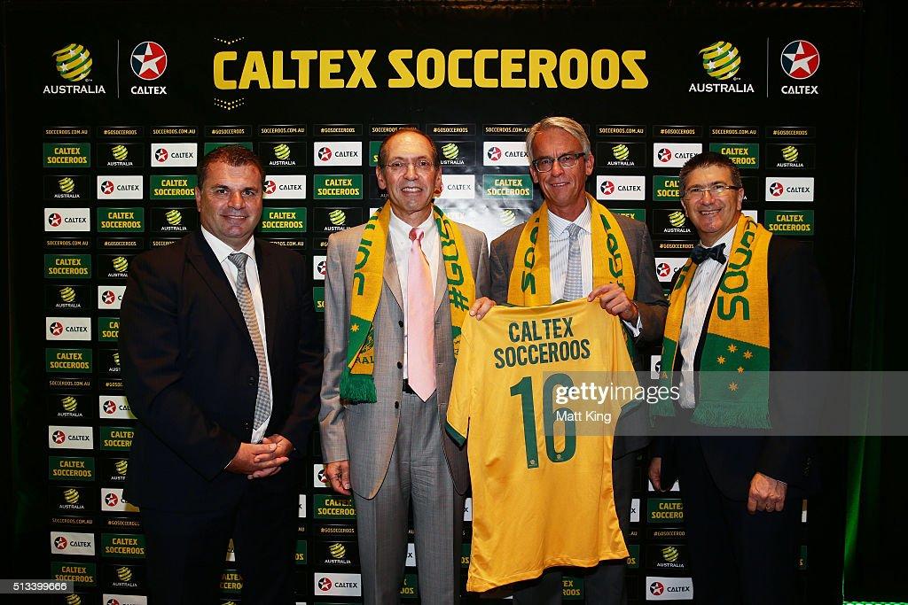 Socceroos Sponsorship Announcement