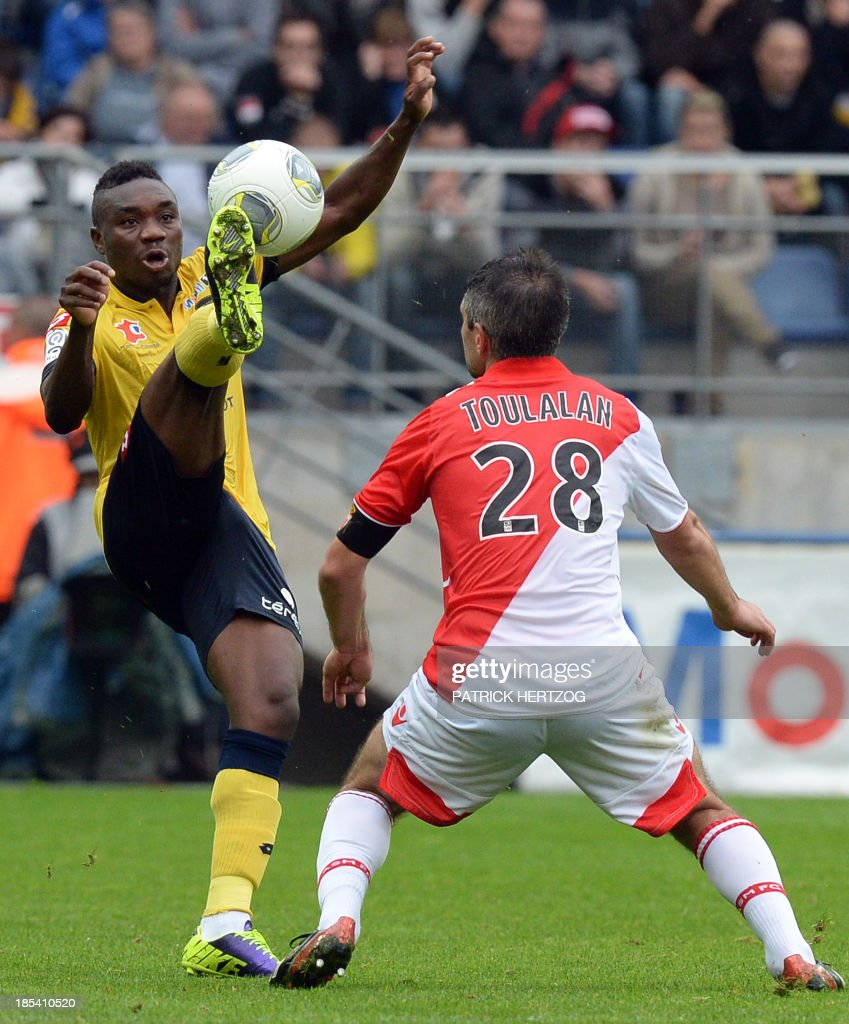 FC Sochaux Montbeliard v AS Monaco FC Ligue 1 s and