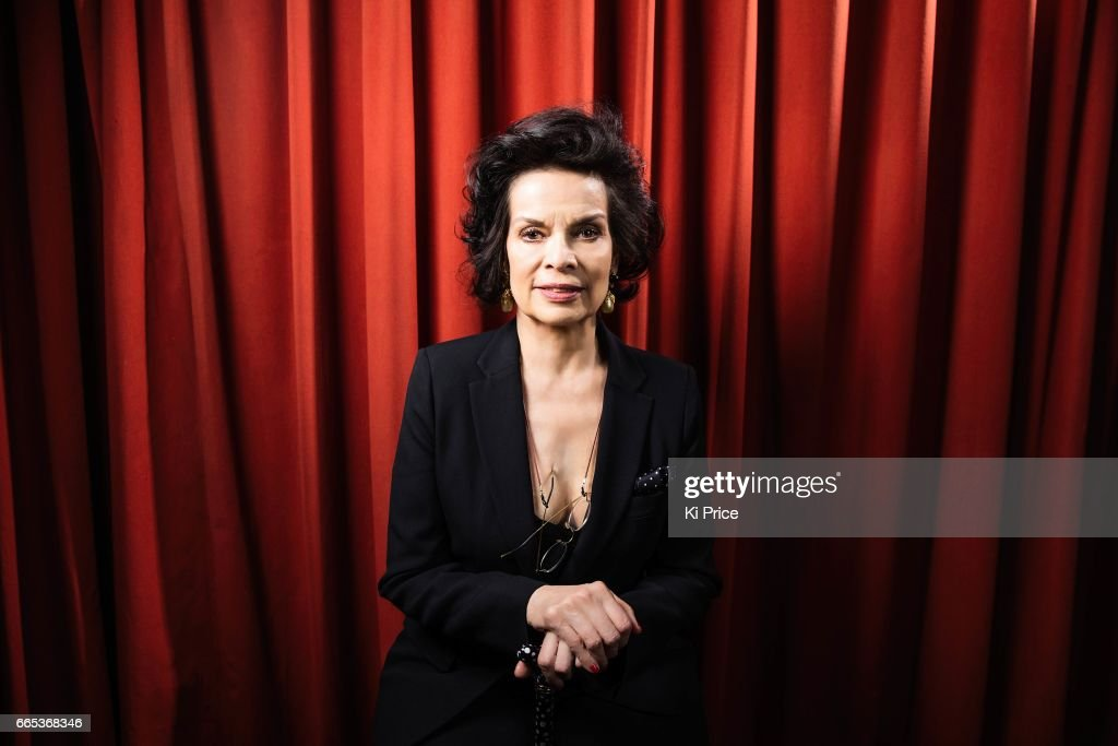 Social and human rights advocate and a former actress Bianca Jagger is photographed on April 5, 2017 in London, England.