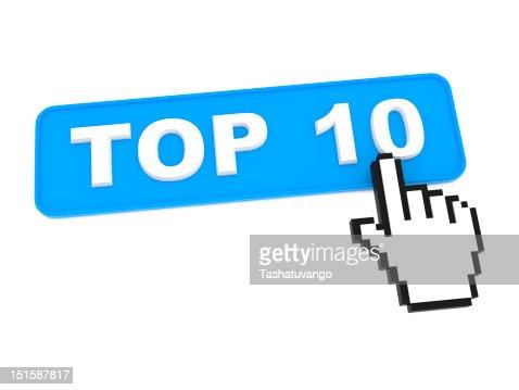Social Media Button : Stock Photo