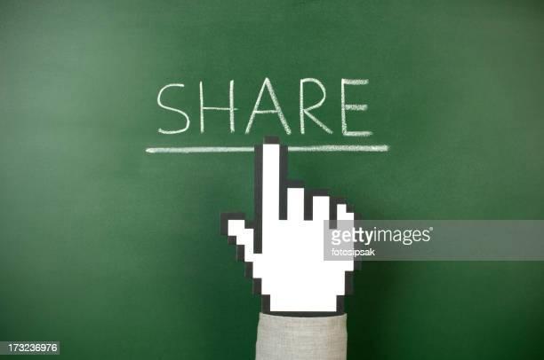 social media concept