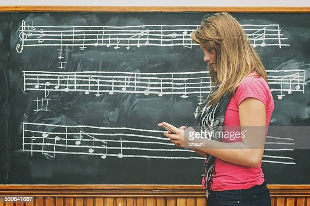 Social Media in Music Class