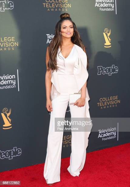 Social Media Personality Bethany Mota attends the 38th College Television Awards at Wolf Theatre on May 24 2017 in North Hollywood California