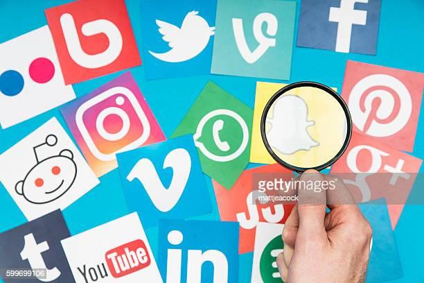Social media ricerca
