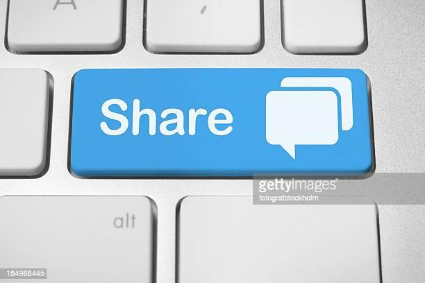 Condivisione mediante Social media