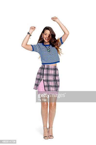 Social media star Zoe Elizabeth Sugg better known as Zoella is photographed for Seventeen Magazine on June 26 2015 in Los Angeles California ON...