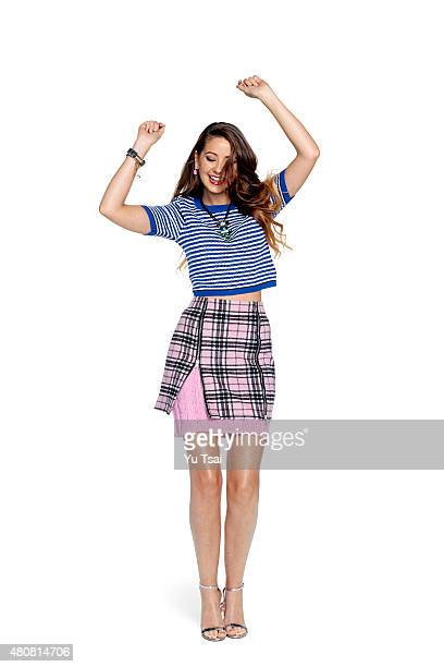 Social media star Zoe Elizabeth Sugg better known as Zoella is photographed for Seventeen Magazine on June 26 2015 in Los Angeles California...