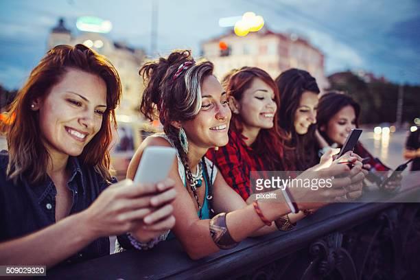 Réseau Social filles