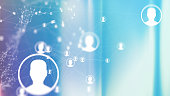 Social Network Backgrounds