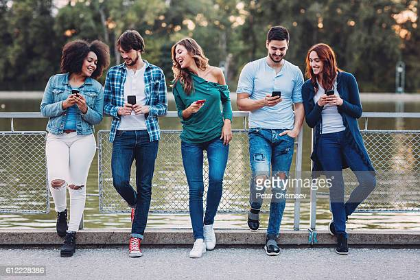 Social networking idea