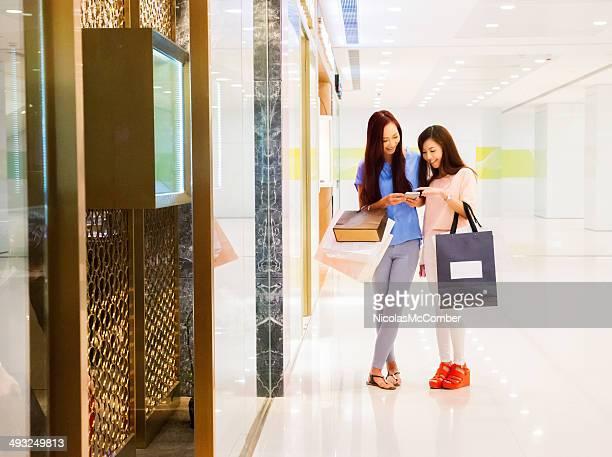 Redes sociais, compras