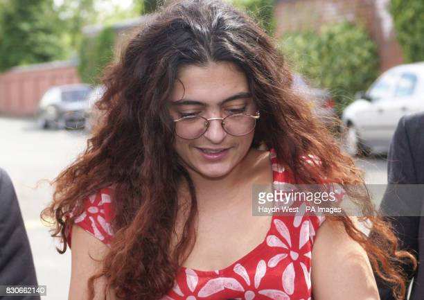 Social worker Fleur Maidment 31 formerly of Shropshire County Council who lost her appeal during an employment tribunal in Shrewsbury for unfair...