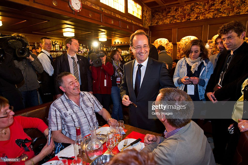French Presidential Election - 2012