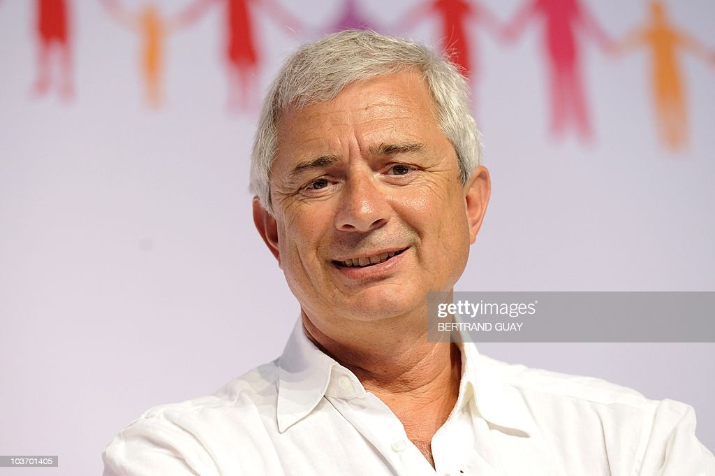 Socialist Party (PS) Seine Saint-Denis general council President Claude Bartolone attends a workshop on the second day of France's opposition Socialist Party's summer congress held in the Atlantic coastal city of La Rochelle, western France, on August 28, 2010.