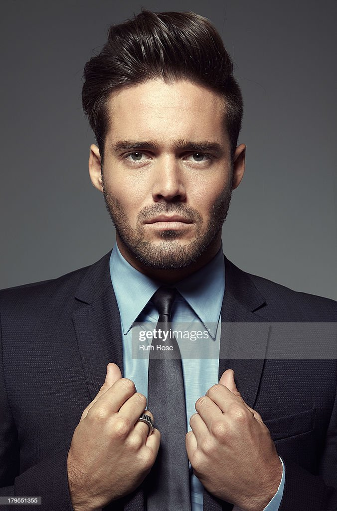 Spencer Matthews, Portrait shoot, October 12, 2012