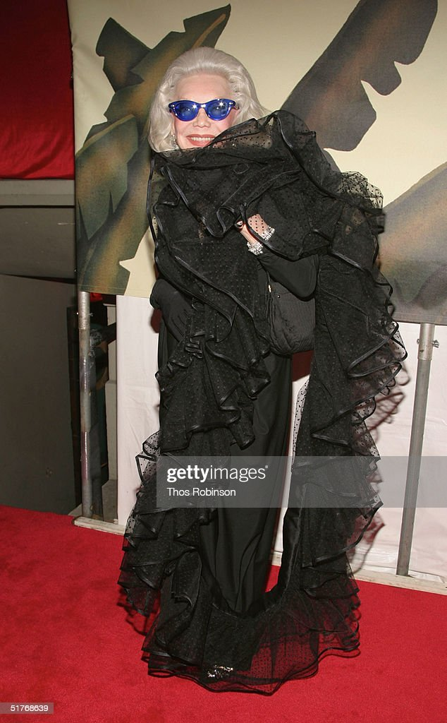 Socialite Anne Slater attends the 20th Anniversary of Indochine at Indochine Restaurant on November 19, 2004 in New York City.