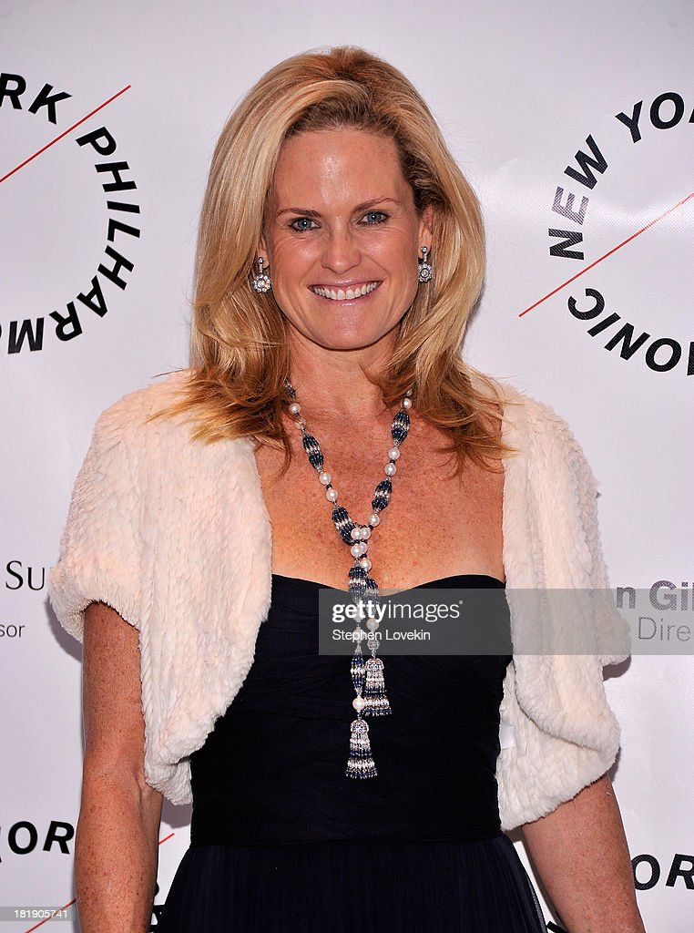 Socialite Ashley McDermott attends New York Philharmonic 172nd Season Opening Night Gala at Avery Fisher Hall, Lincoln Center on September 25, 2013 in New York City.