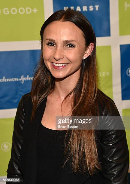 Socialite Georgina Bloomberg attends Jessica and Jerry Seinfeld host GOOD Foundation's 2016 Bash Sponsored by Beautycounter Hearst and Johnson...