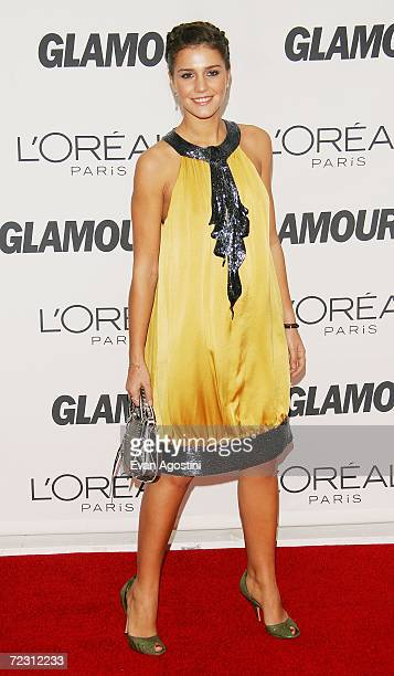 Socialite Margherita Missoni attends Glamour Magazine's 'Glamour Women Of The Year Awards 2006' at Carnegie Hall October 30 2006 in New York City