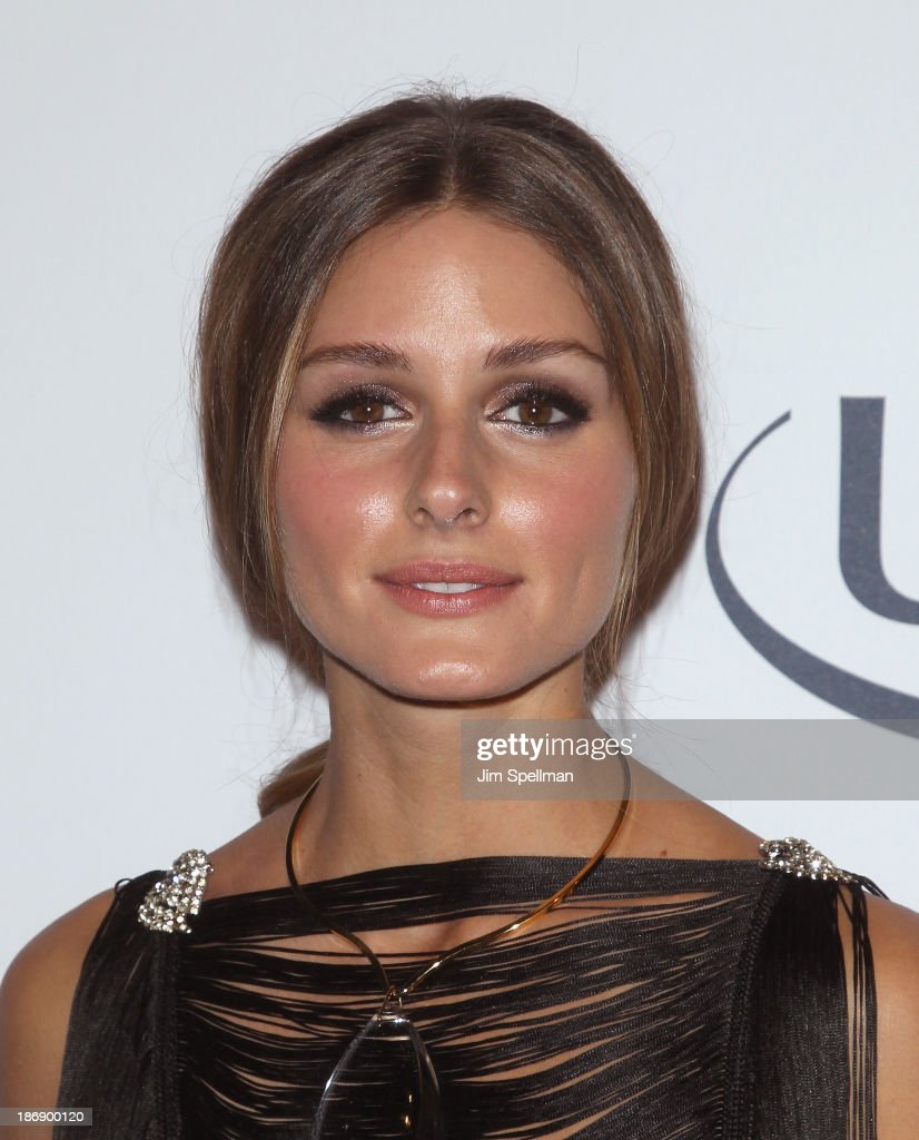 Socialite <a gi-track='captionPersonalityLinkClicked' href=/galleries/search?phrase=Olivia+Palermo&family=editorial&specificpeople=2639086 ng-click='$event.stopPropagation()'>Olivia Palermo</a> attends the 17th annual ACE Awards at Cipriani 42nd Street on November 4, 2013 in New York City.
