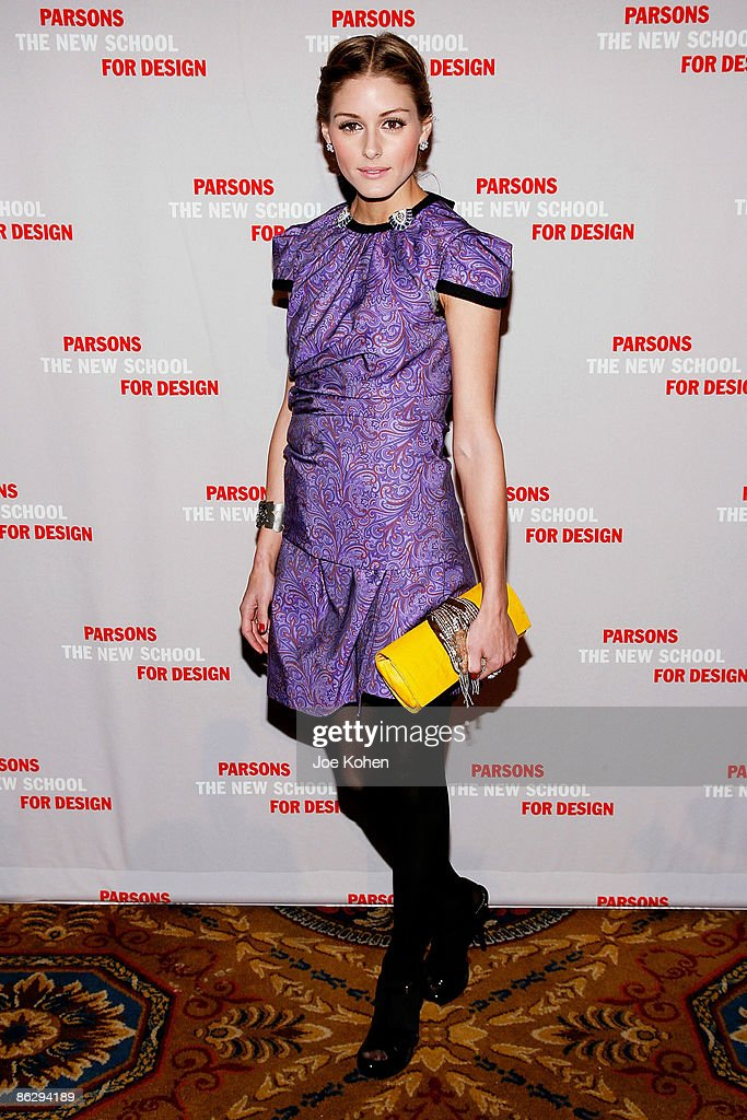 Socialite Olivia Palermo attends the 2009 Parsons Fashion benefit at Cipriani Wall Street on April 29 2009 in New York City