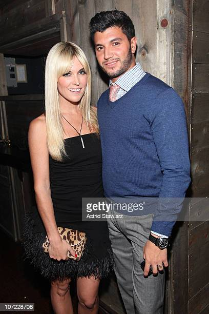 Socialite Tinsley Mortimer and Brian Mazza attend A Night Of Fashion For A Cause To Benefit STOMP Out Bullying at The Ainsworth on November 30 2010...