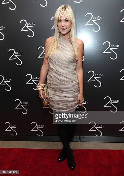 Socialite Tinsley Mortimer attends the Grand Opening of 25 Park Flagship Store at 25 Park Flagship Store on December 16 2010 in New York City
