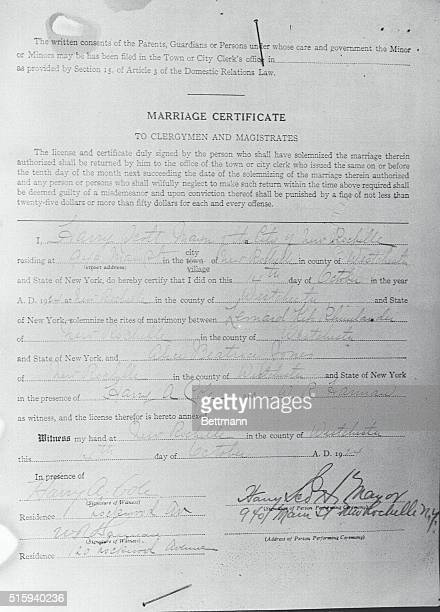 Society dazed Rhinelander nuptial news New York A bombshell was tossed into the aristocratic ranks of blueblooded New York and Newport society today...