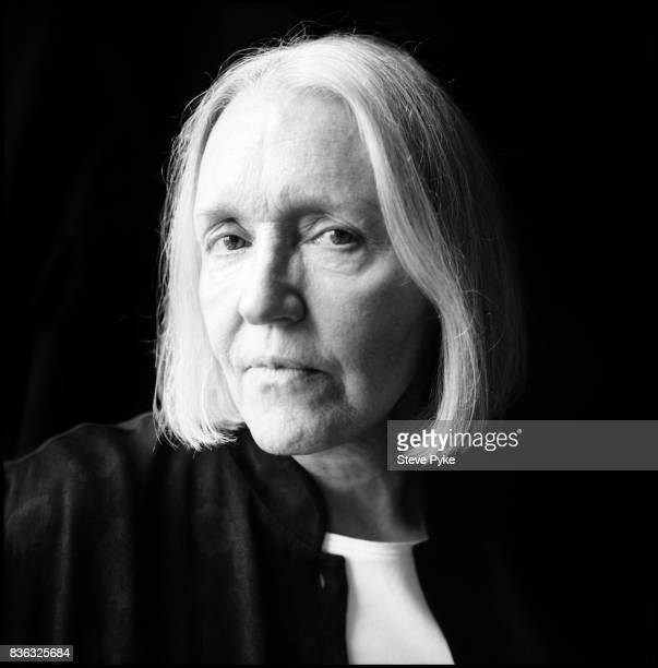 Sociologist Saskia Sassen is photographed for The Chronicle Review in 2016 in New York City