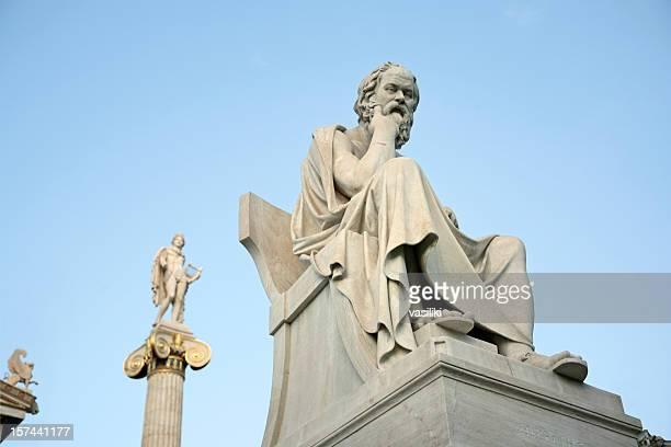 ソクラテス、アポロとスフィンクス