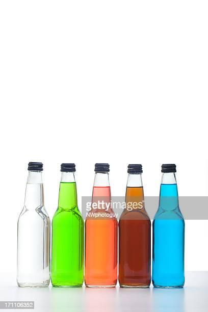 Frascos de Soda