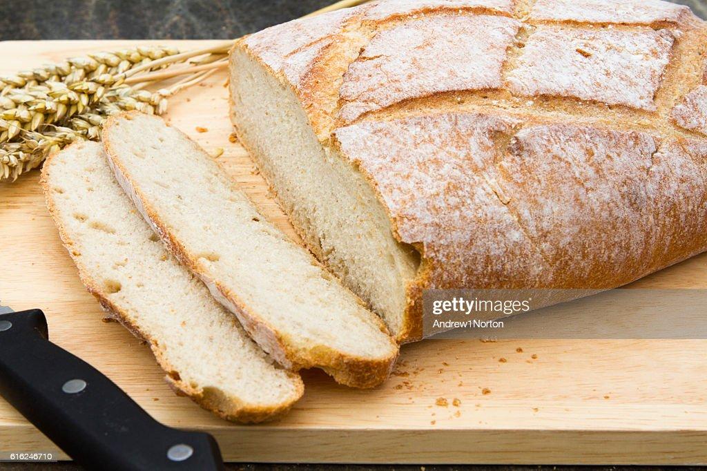 Soda bread : Stock Photo